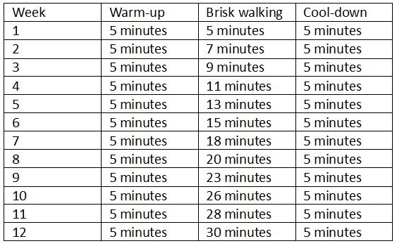 fitness-tracking-watch-walking-program