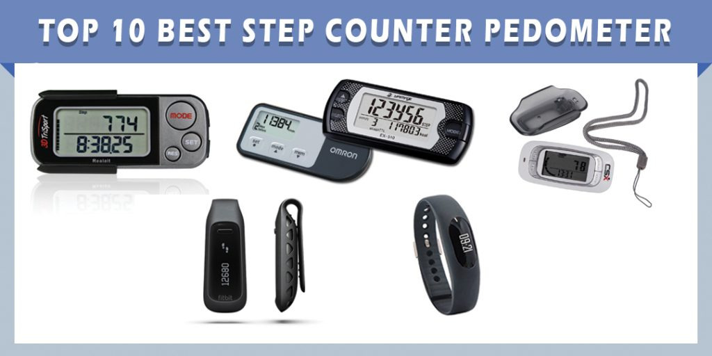 10,000 steps a day. You do not have to record, count and remember every step  you make because an activity tracker like a pedometer ...